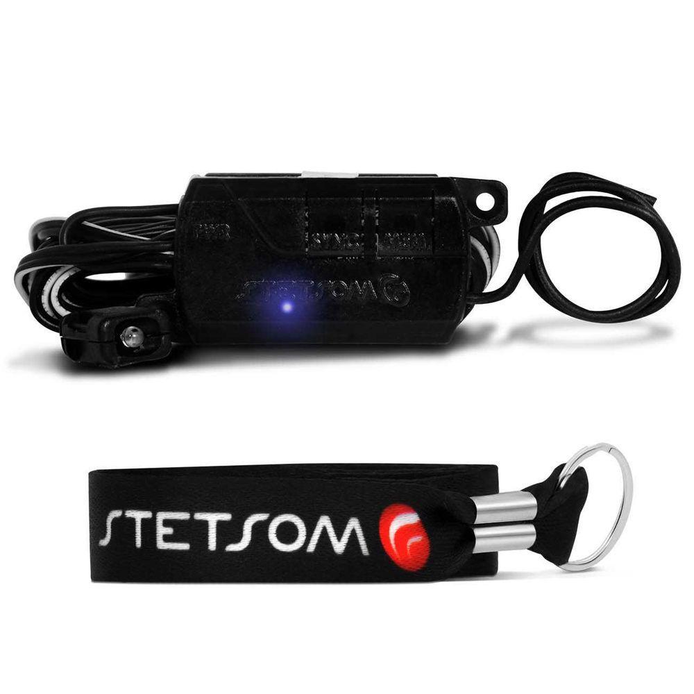 Kit Controle de Longa Distância Stetsom SX2 Light - Preto - Alcance Control