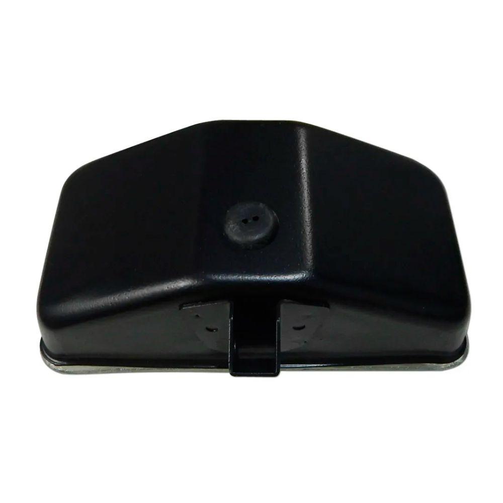 Kit Farol de Milha Longo Alcance ZLG 5003 Universal Retangular