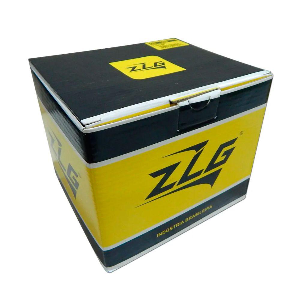 Kit Farol de Milha Longo Alcance ZLG 5058 Universal Redondo