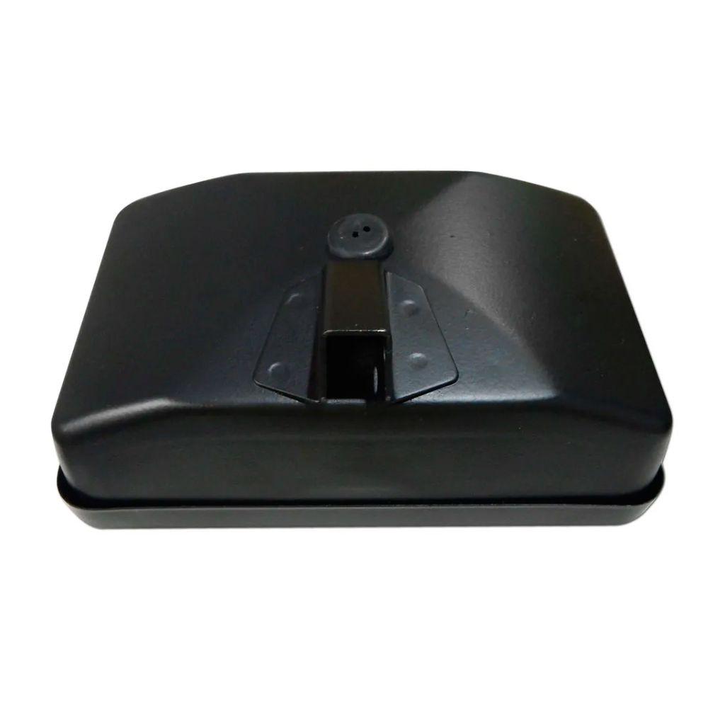Kit Farol de Milha Longo Alcance ZLG 5121 Universal Retangular