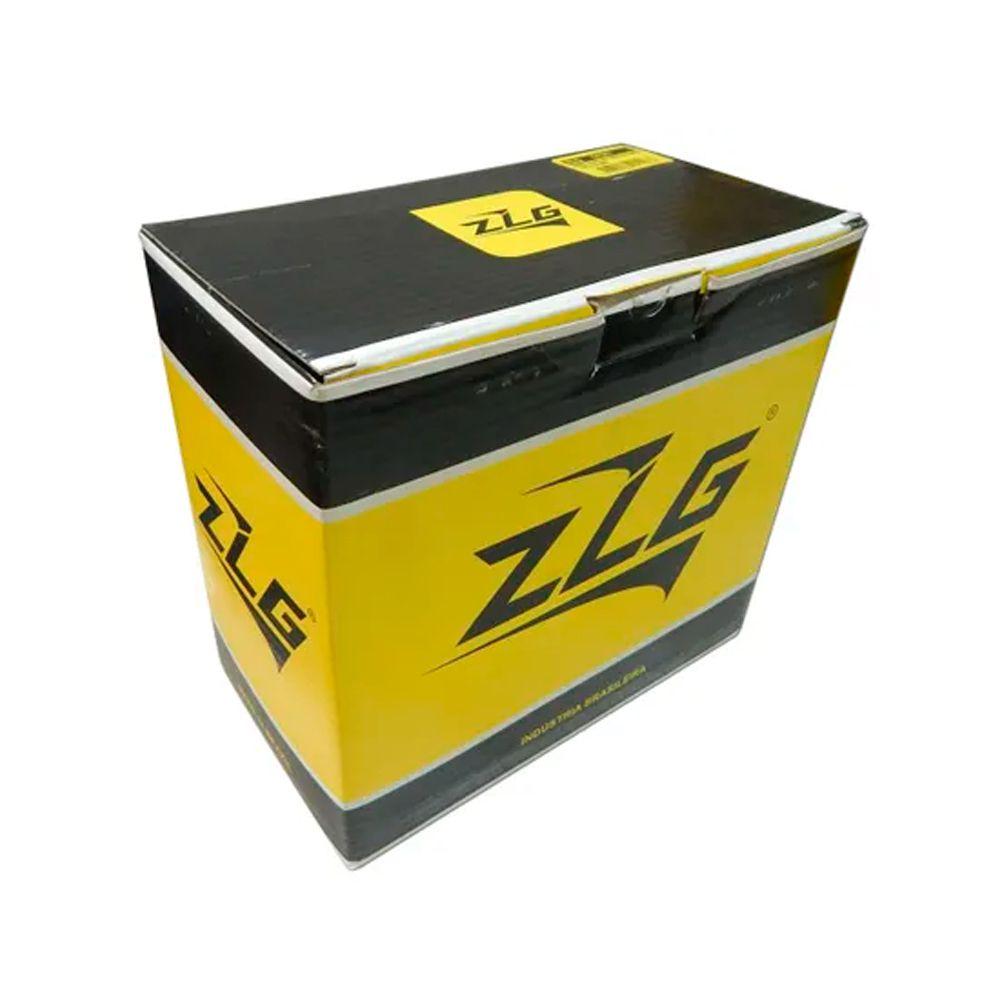 Kit Farol de Milha Raiado Neblina ZLG 5123 Retangular Universal