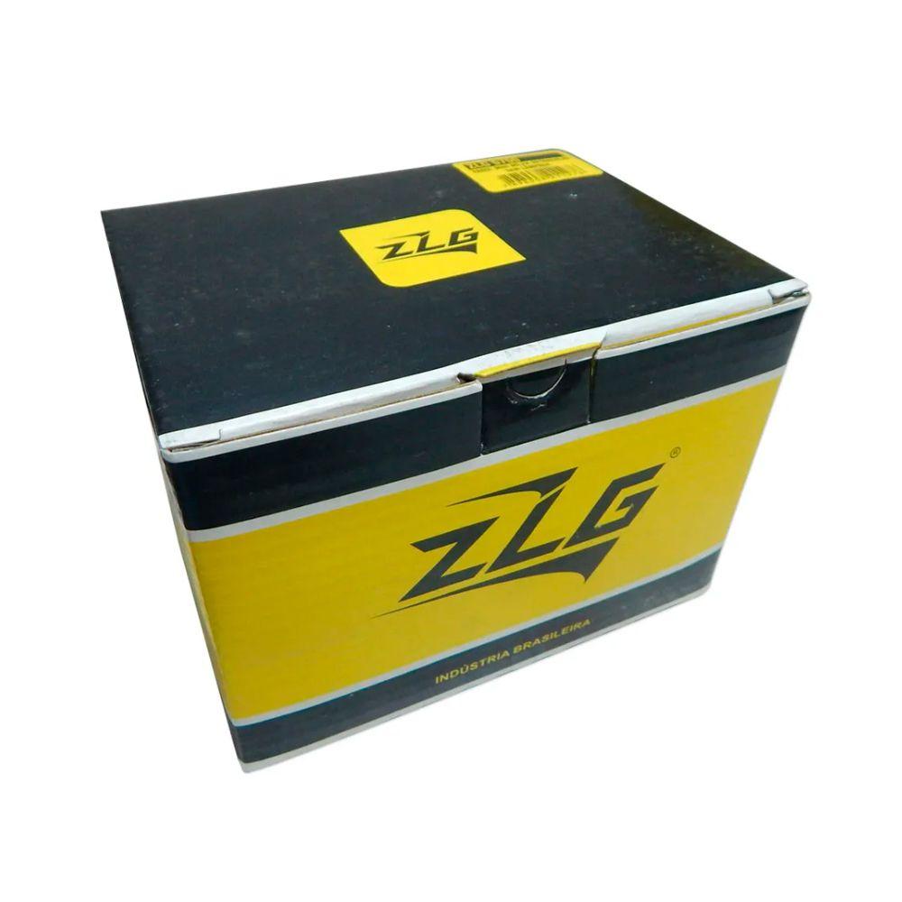 Kit Farol Mini Milha Longo Alcance ZLG 5750 Universal Retangular
