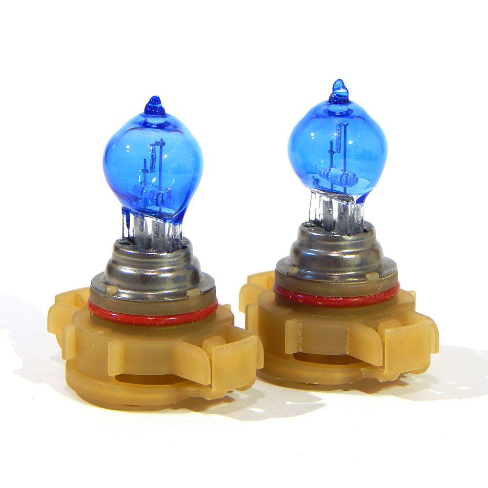 Kit Lâmpadas Automotivas Gauss H16 Super Branca 24w - 12v