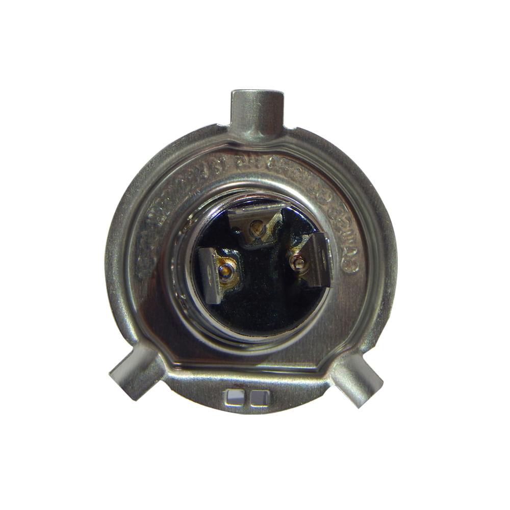 Lâmpada Gauss Super Branca H4 12V 35/35W ? Moto - GL10H4-35/35W S.WHITE