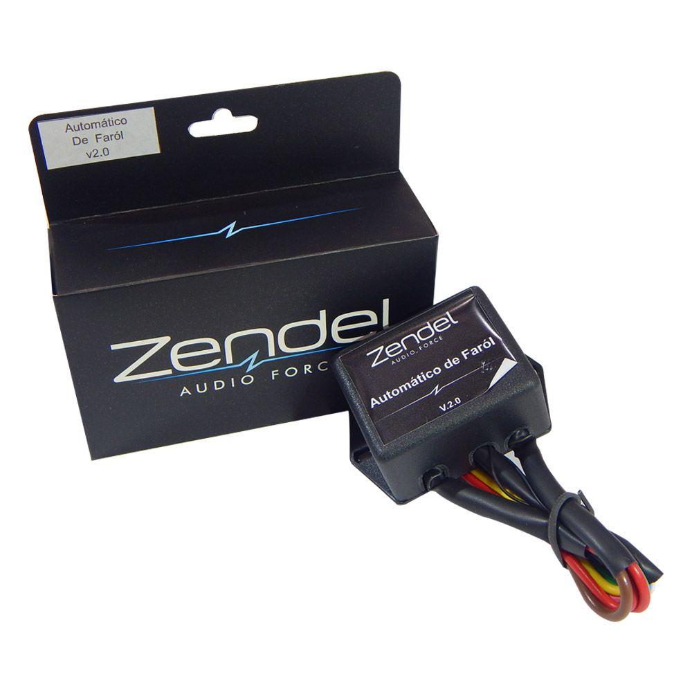 Módulo Acendedor Automático de Farol Zendel