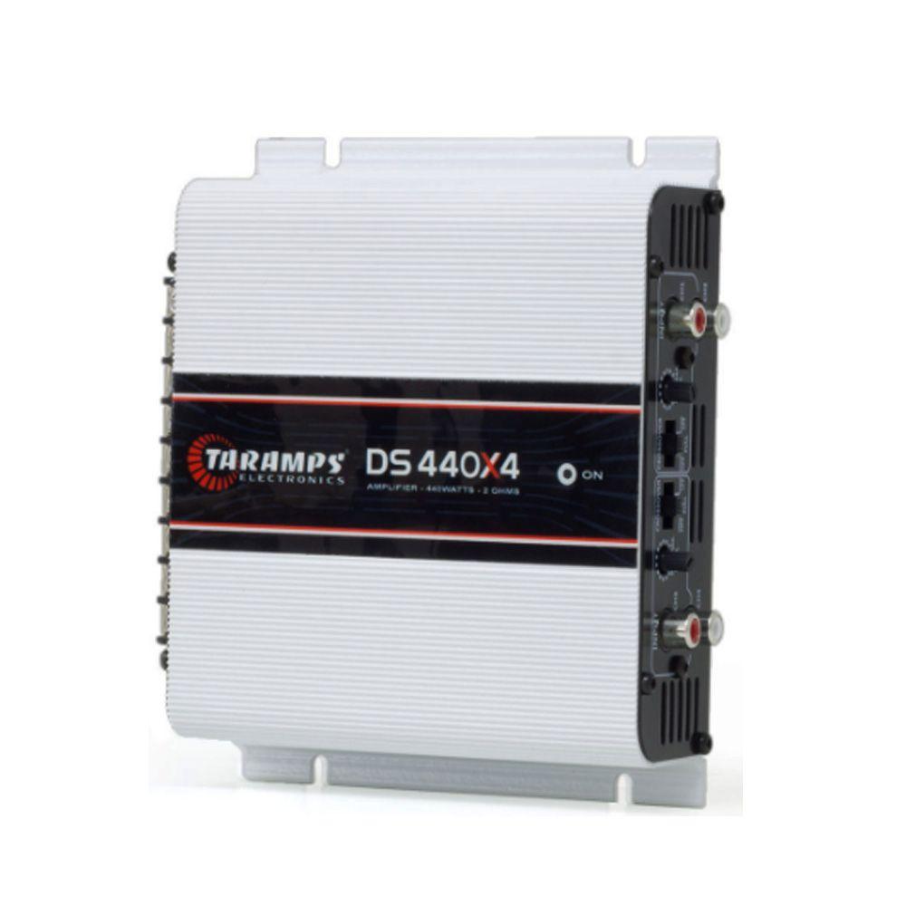 Módulo Amplificador Digital Taramps DS440x4 – 440 watts RMS Estéreo