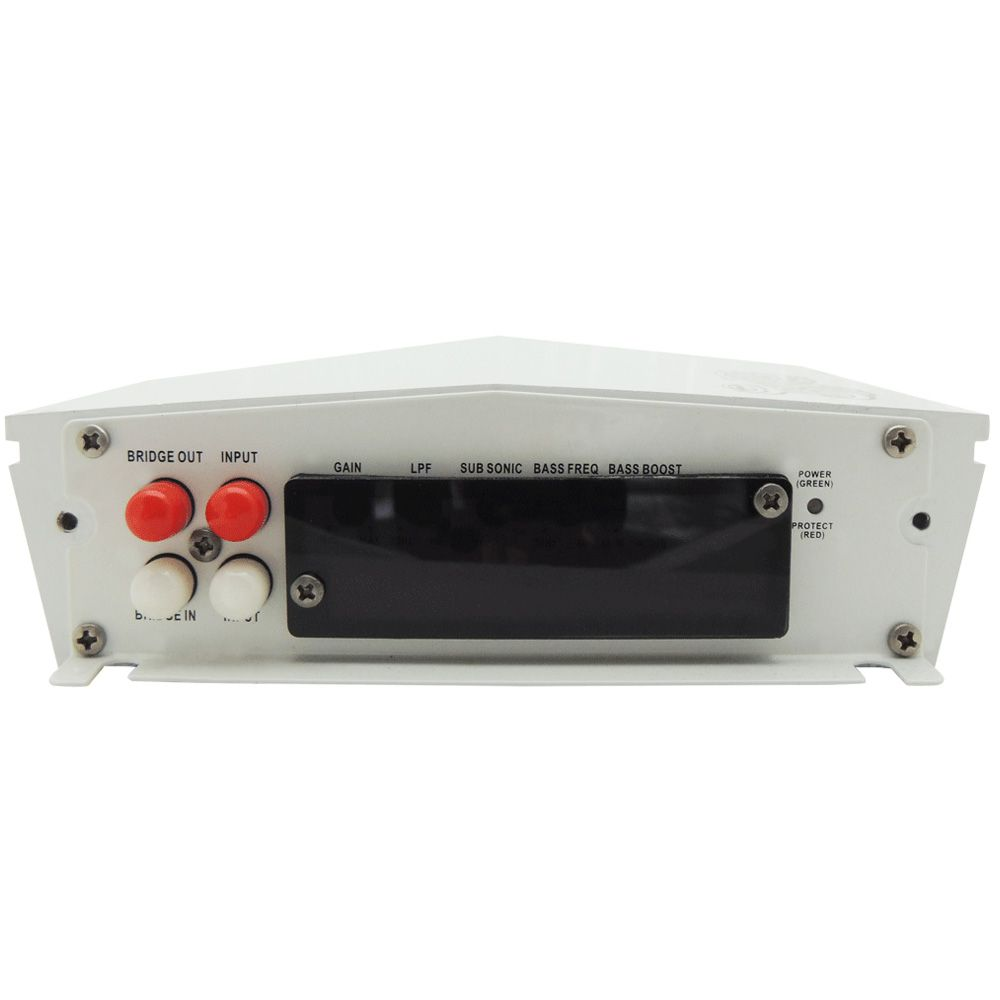 Módulo Amplificador Marinizado Technoise TAMP600.1M – 600W RMS – 1 Ohm – Mono