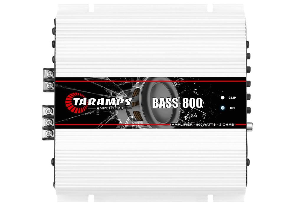 Taramps Bass 800 2 Ohm Modulo 800 W Amplificador Automotivo