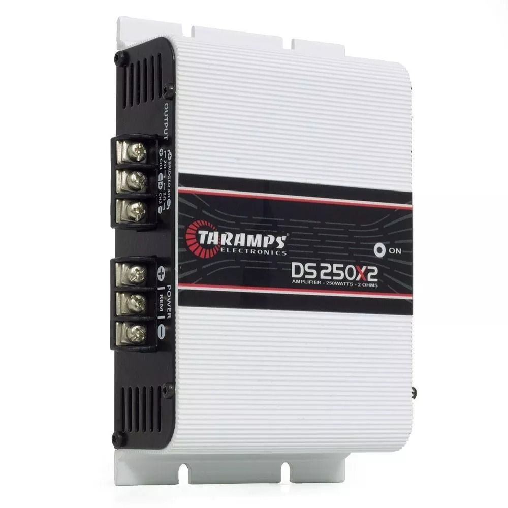 Módulo Amplificador Taramps Ds250x2 Digital 250w - 2 Canais