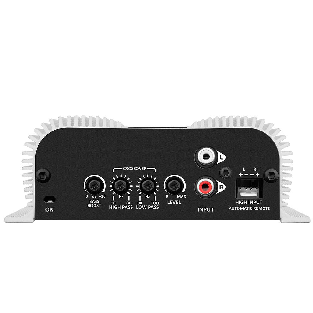 Amplificador Taramps Digital MD 250.1 250W RMS 2 Ohms