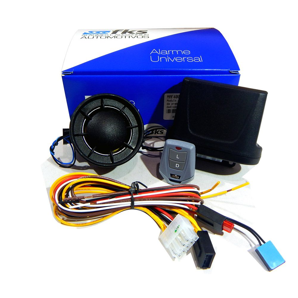 Módulo Antifurto FKS MAF 400 c/ Sensor de presença