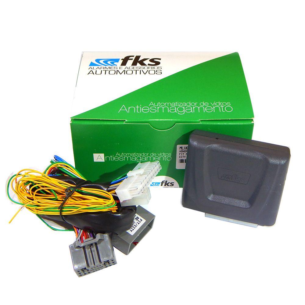Módulo Dedicado para Vidros Elétricos FKS MLV608 HC01 Honda