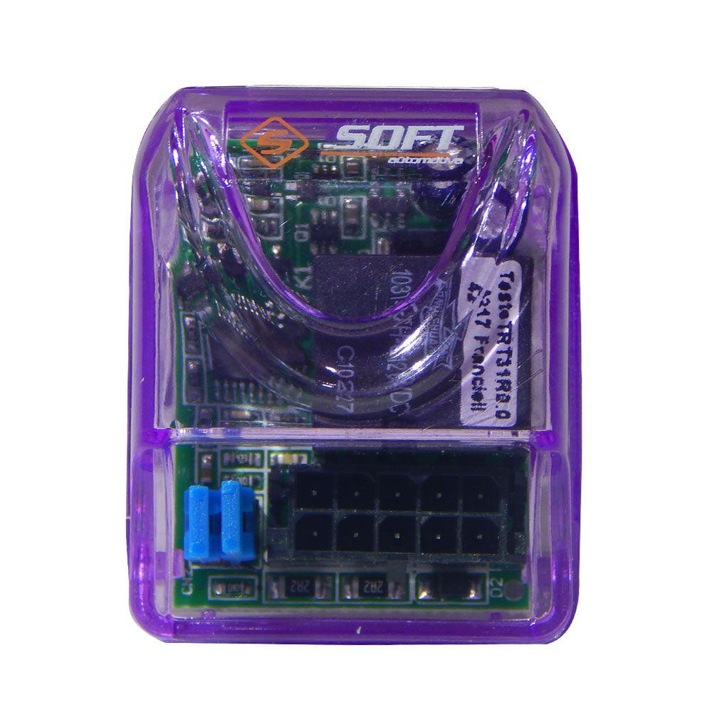 Módulo Interface para Teto Solar e Retrovisor Soft TRT31