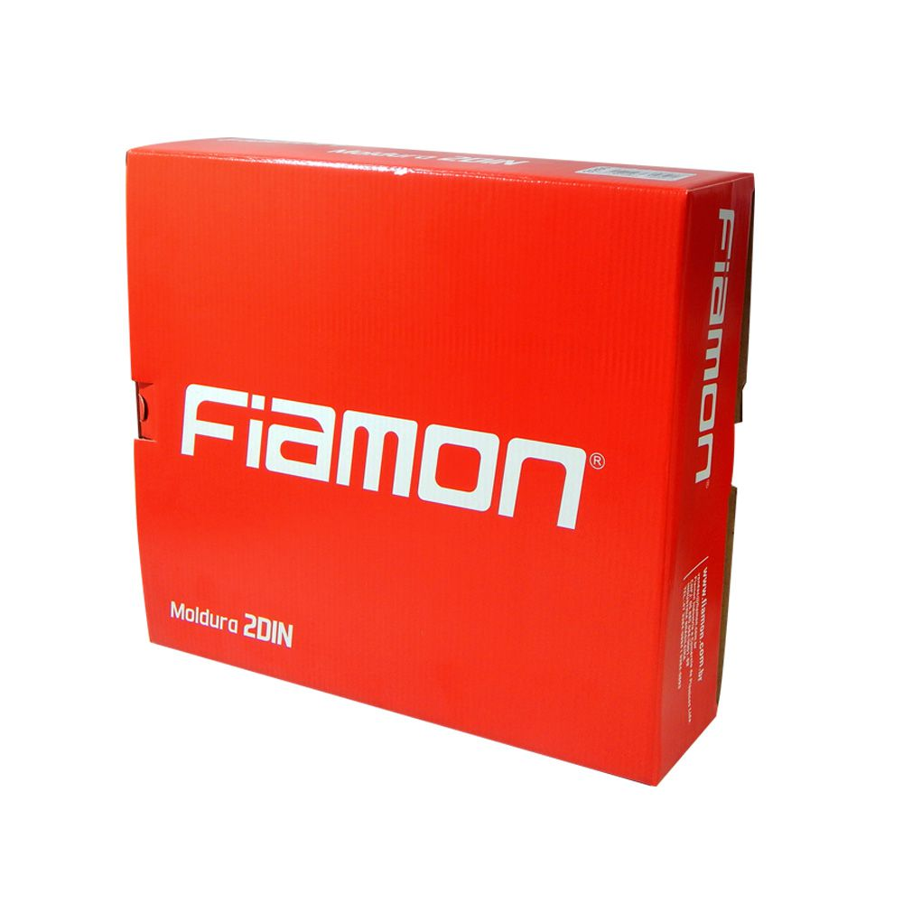 Moldura 2 DIN Fiamon Grand Siena/Palio Sporting - Champagne