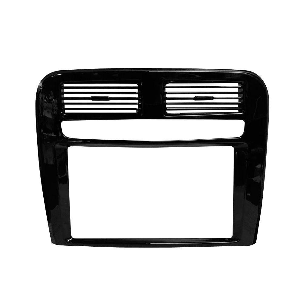 Moldura de Painel Fiamon 2 DIN Fiat Punto – Black Piano
