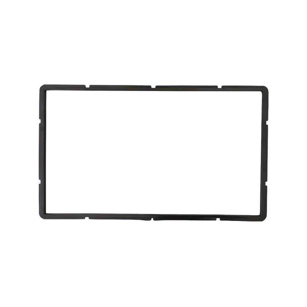 Moldura de Painel Fiamon 2 DIN Ford KA/KA+ 2018/19 Black Piano