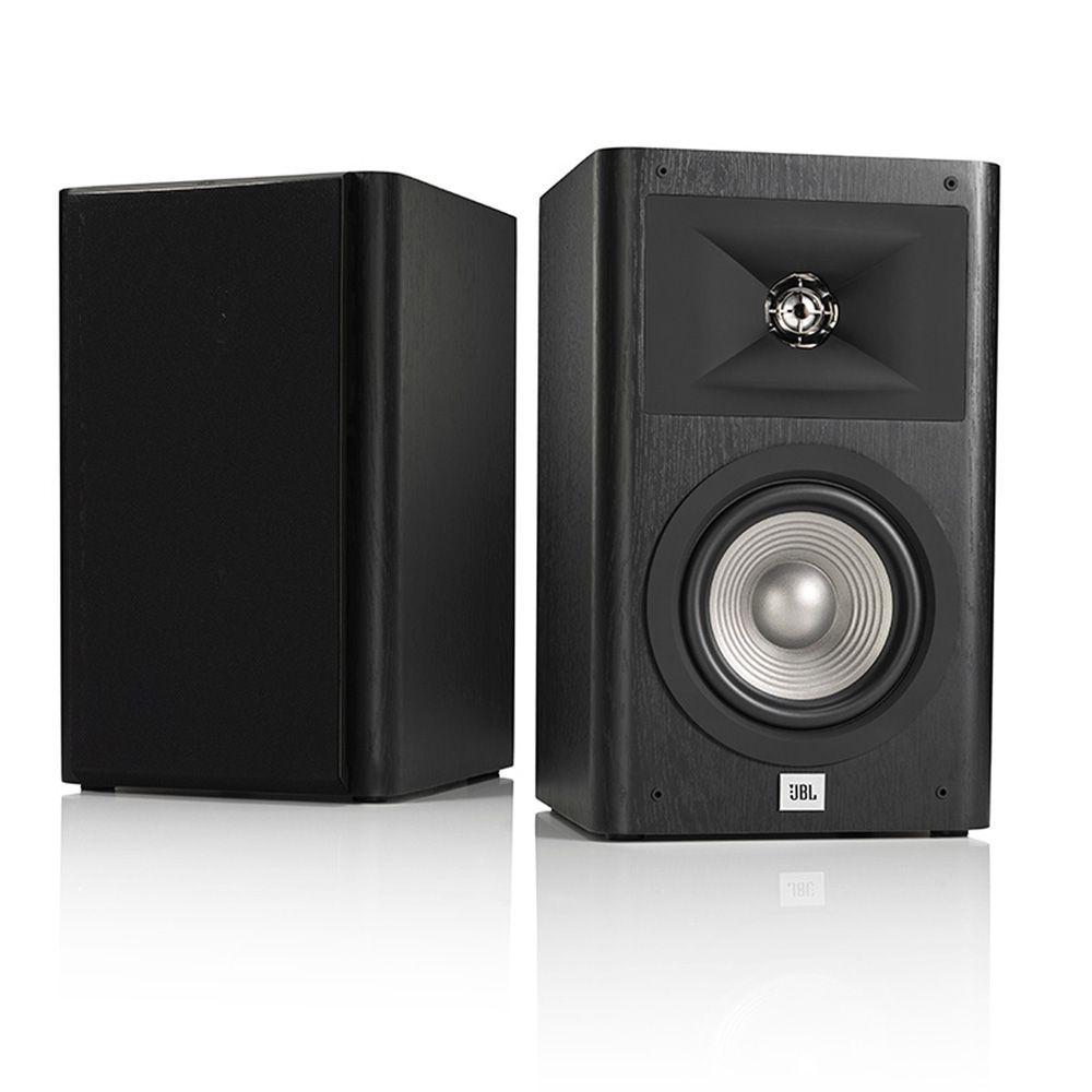 Par Caixa Acústica Bookshelf JBL Studio 230 Passiva
