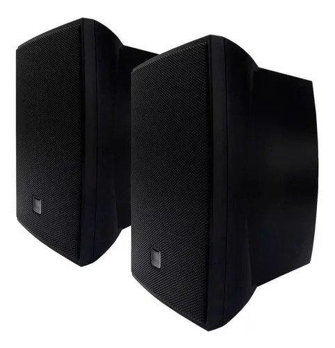 Caixa De Som Acústica Jbl C321p 30w Rms Preto Par 60w