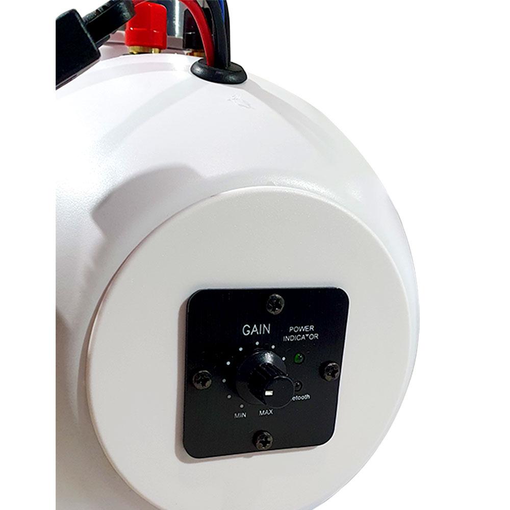 Par De Caixas Bluetooth Ativa Hurricane Wakeboard 6.5 Náutico 300w