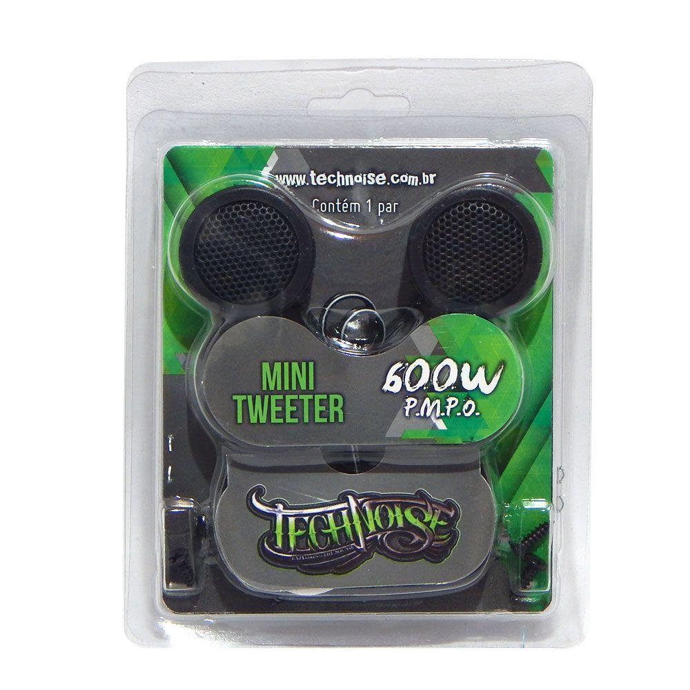 Par Mini Tweeter Technoise 80W RMS - 4 ohms