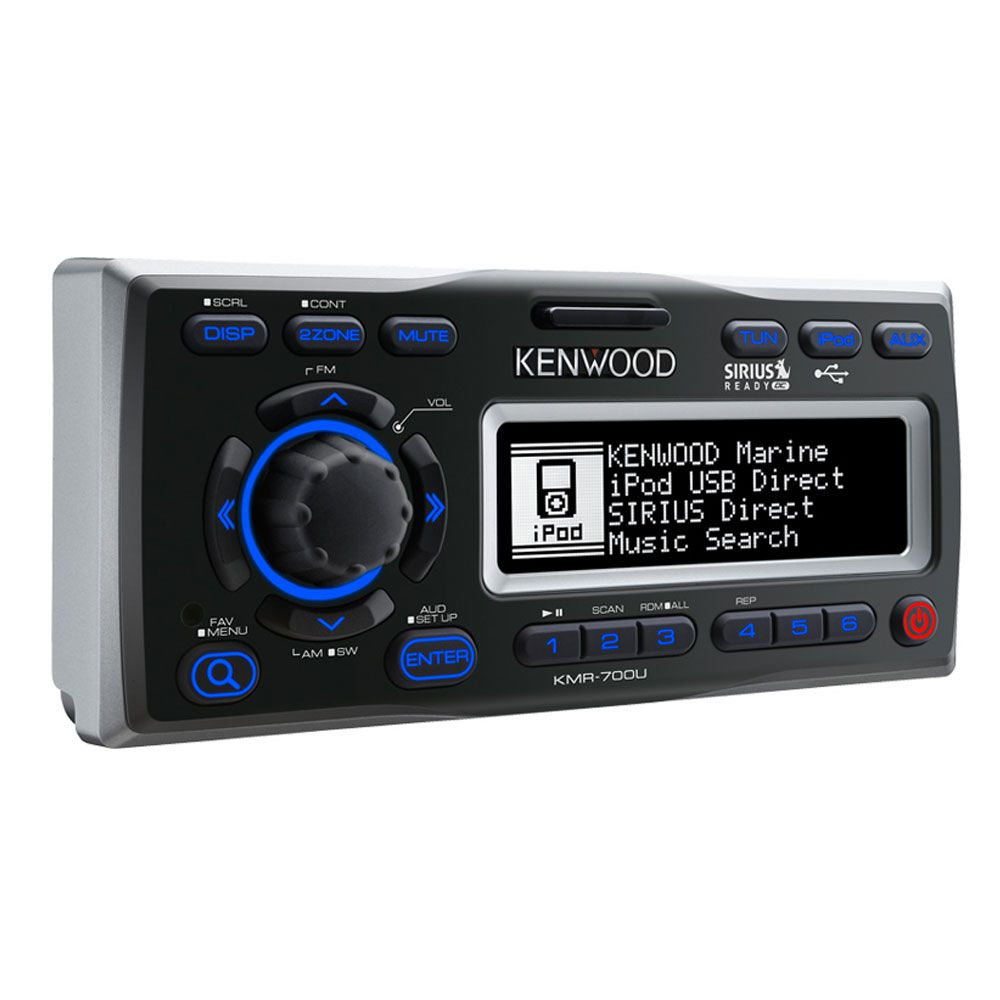 Receptor Digital Kenwood KMR - 700U