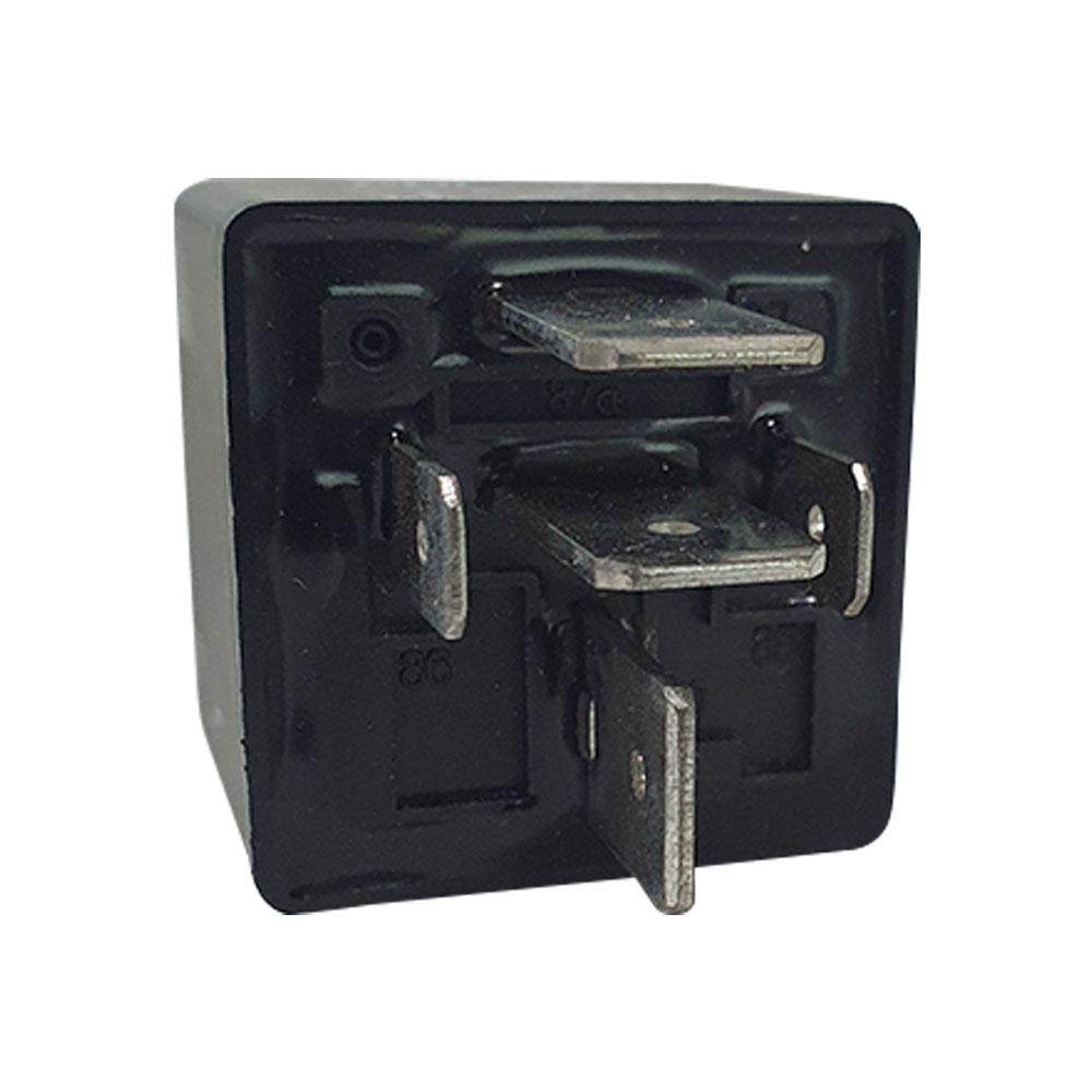 Relé Auxiliar Duplo Dni8122 12v 80/60a Universal
