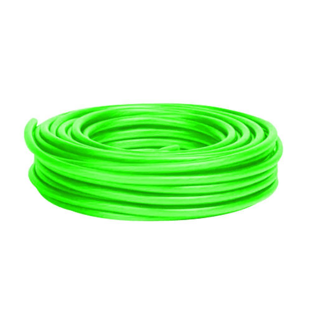 Rolo 25m - Cabo de Alimentação Technoise 21mm² - 100% Cobre – Verde