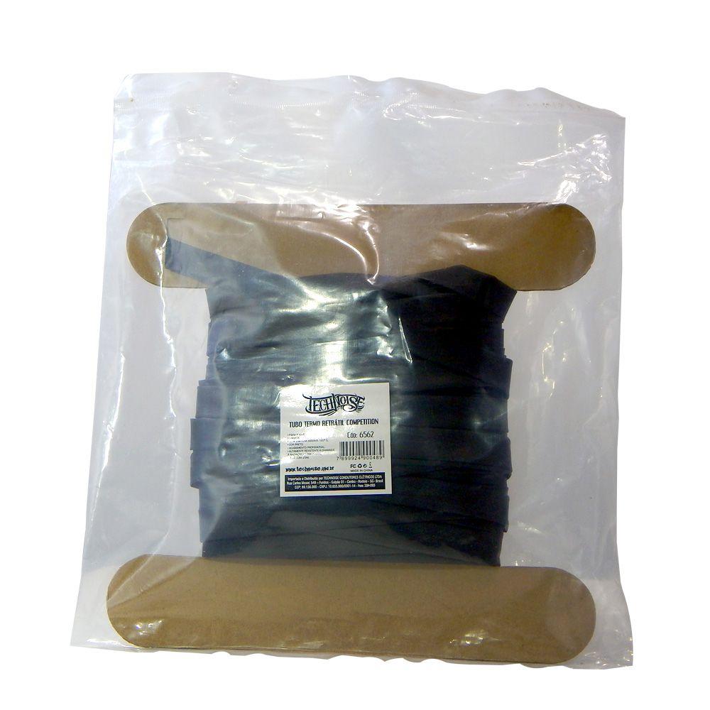 Rolo c/ 25m – Espaguete Termo Retrátil 8 AWG Technoise