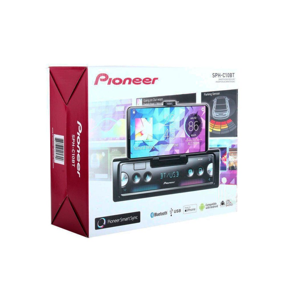 Smartphone Receiver Pioneer SPH-C10BT Android / Ios