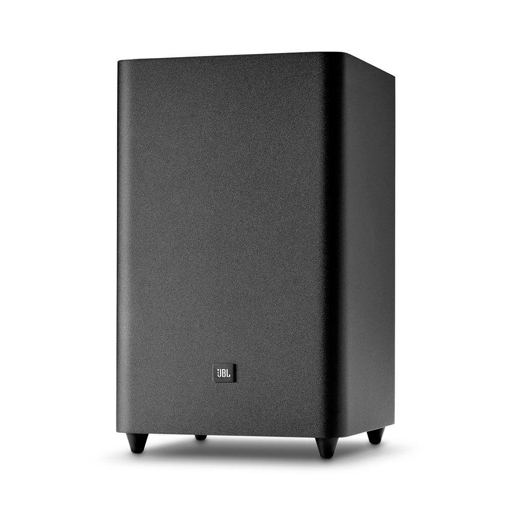 "SOUNDBAR JBL BAR 2.1-BARRA SOM 100W C/CAIXA SUB 6.5"" S/FIOS"