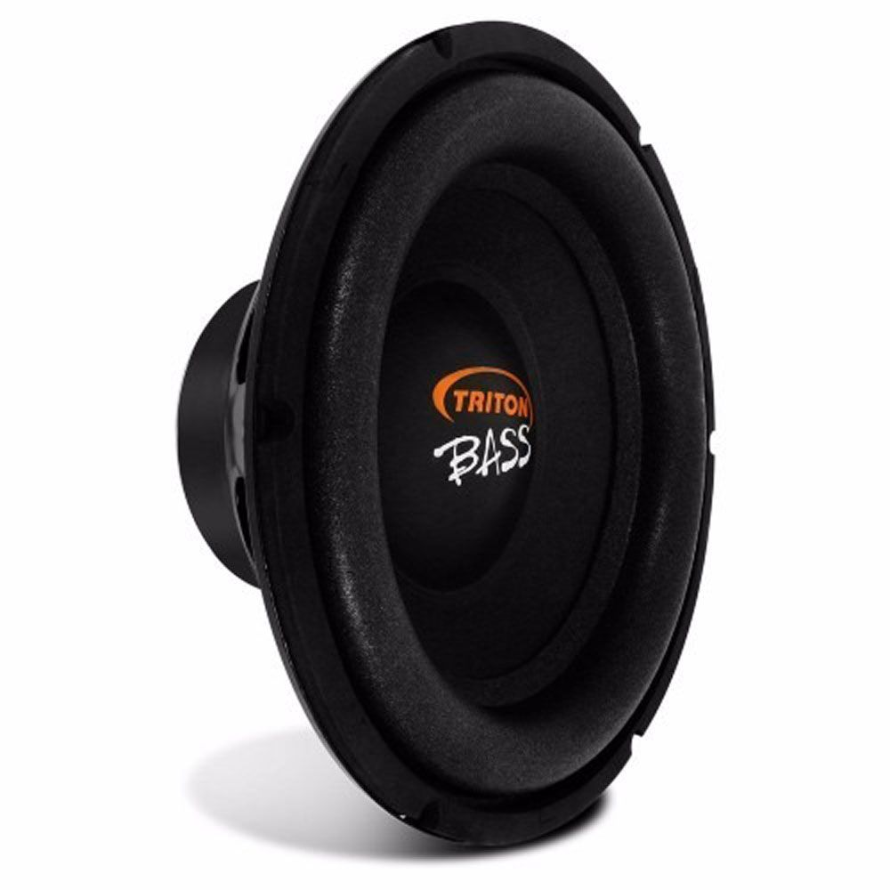 "Subwoofer 10"" Triton Bass 200W – 4 Ohms"