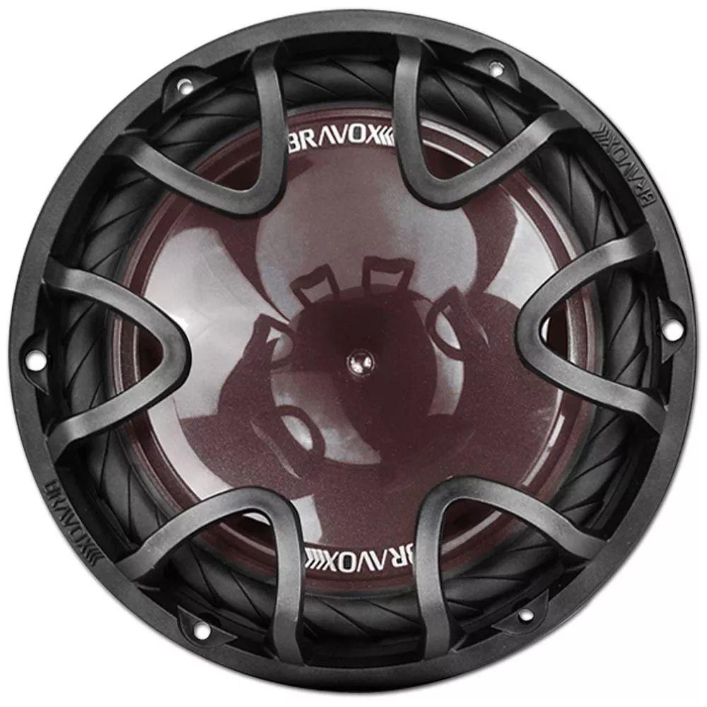 """Subwoofer 12"""" Bravox Premium Plus P12X D4 - 220W RMS 4+4 ohms"""