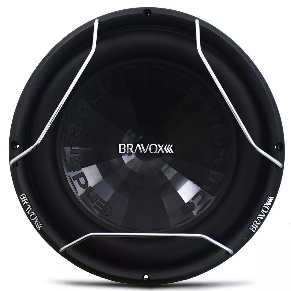 "Subwoofer 15"" Bravox Endurance E2K15 - 900W RMS - 2+2 ohms"