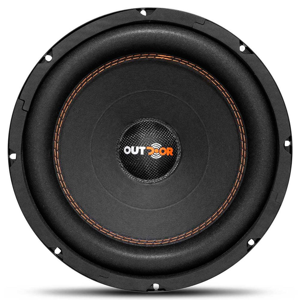 Subwoofer Bomber Outdoor 10 Polegadas 300W RMS 4 Ohms