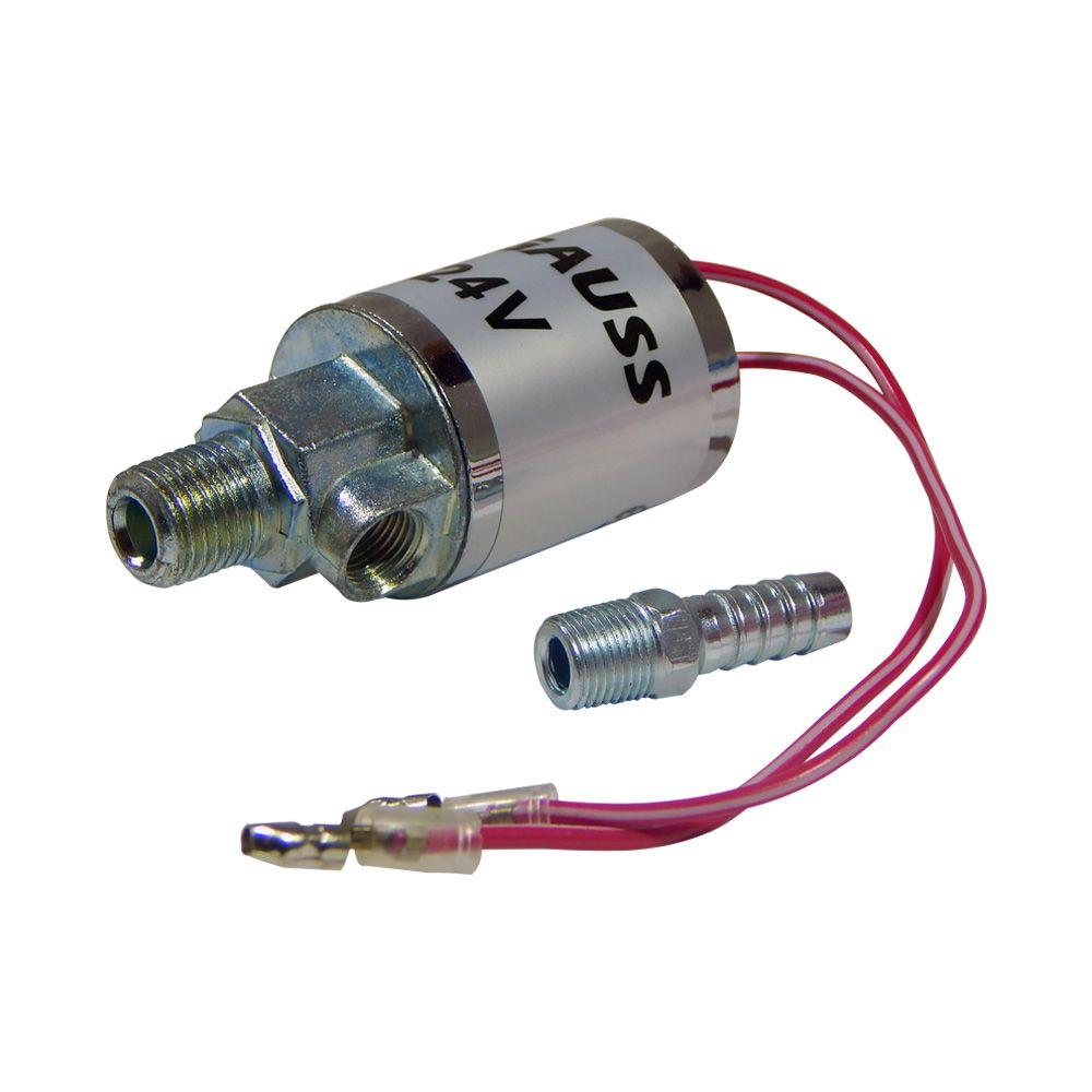 Válvula Elétrica Gauss Para Buzina a Ar 24V GB 1104