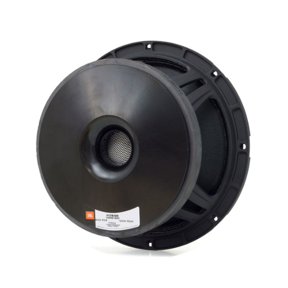 """Woofer 10"""" JBL 10MG1200 600 Watts RMS - 8 Ohms"""