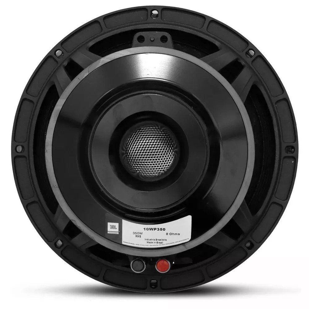 "Woofer 10"" Profissional JBl 10wp350 – 350W Rms – 8 Ohms"