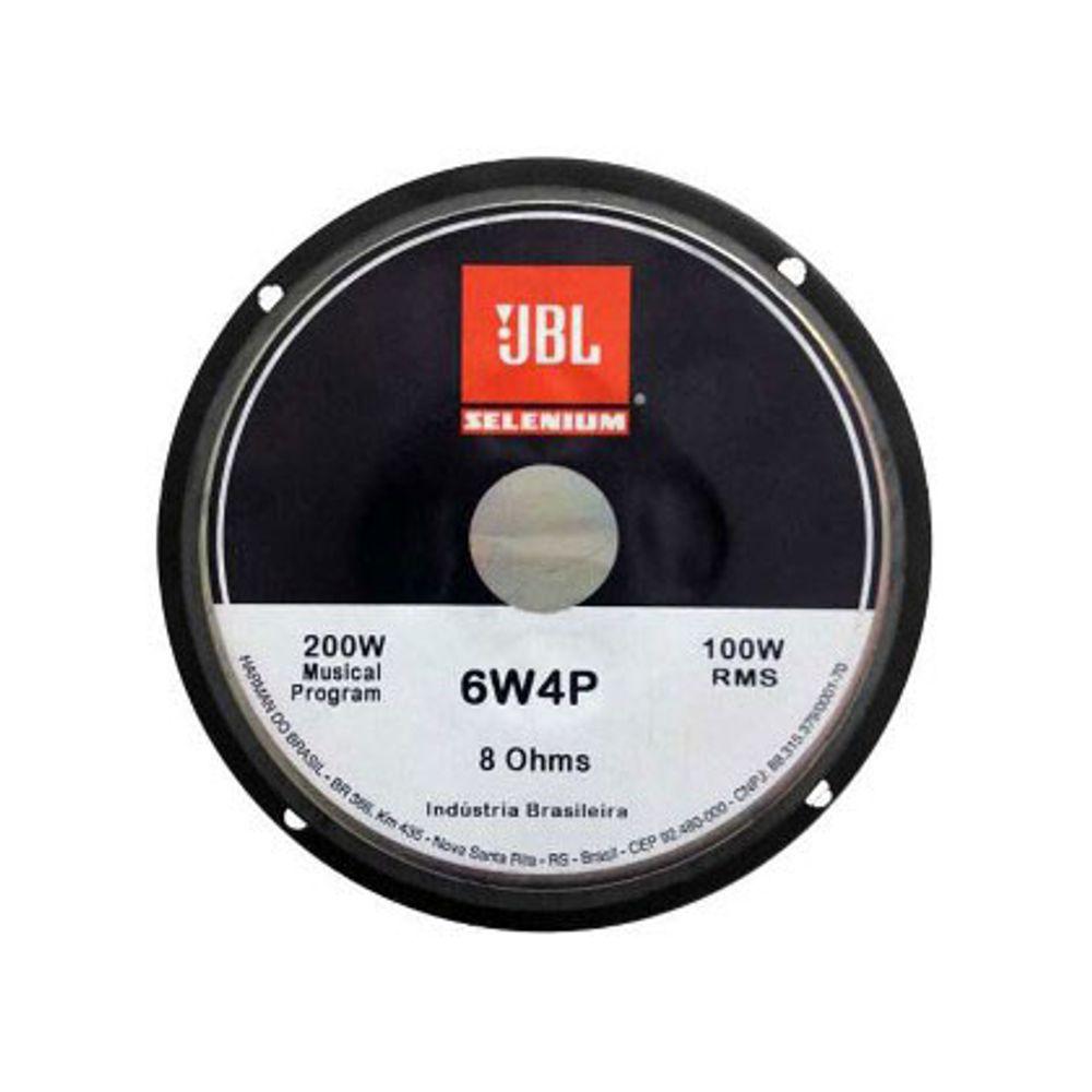 "Woofer 6"" JBL Selenium 6W4P - 100W RMS - 8 ohms - 6W4P"