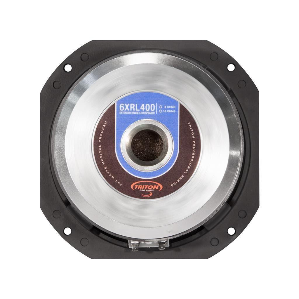 "Woofer 6"" Triton 6XRL400 - 200 Watts RMS - 8 Ohms"