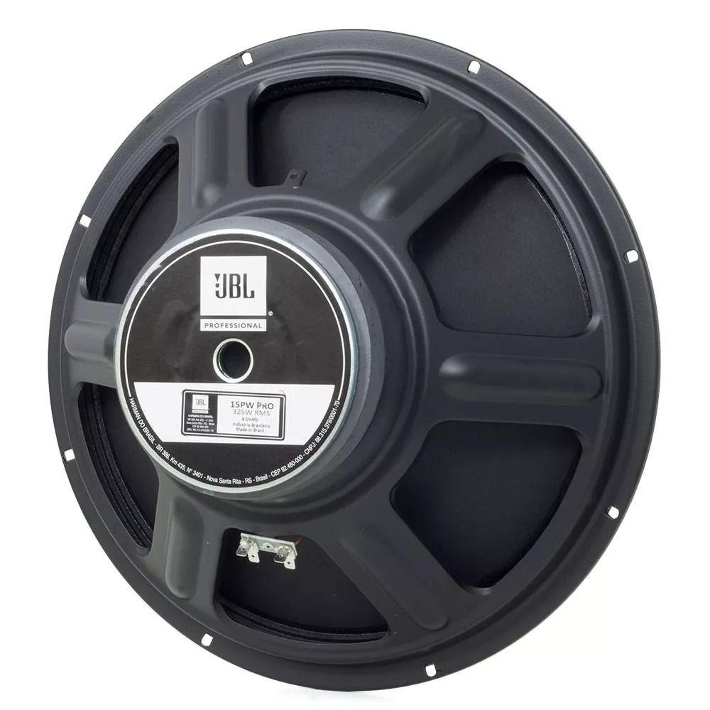 "Woofer JBL 15"" 15PWPRO 8 Ohms 325 Rms"