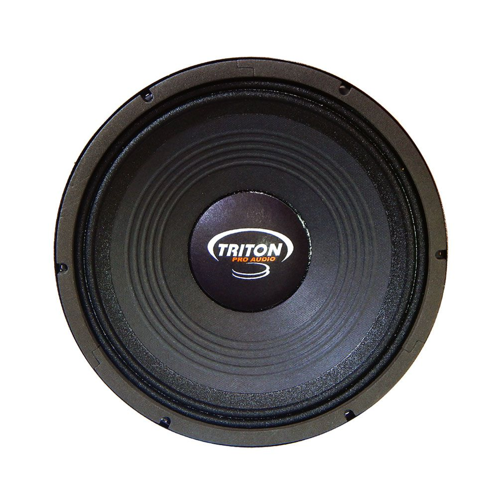 "Woofer Pro 10"" Triton 10SLX600 Full Range 8 ohms 300W RMS"