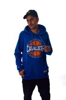 Blusa Moletom Cleaveland Cavaliers NBA  Mitchell & Ness
