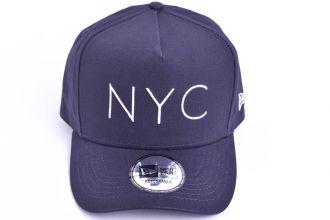 Boné Aba Curva NYC New Era