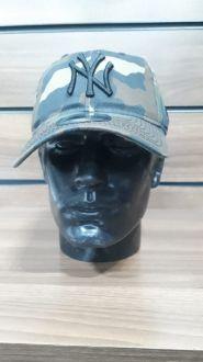Boné Camuflado New York Yankees  New Era