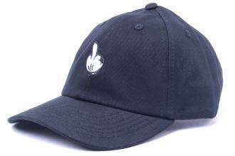 Boné Dad Hat Aba Curva Strapback Dedo Jota K