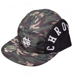 Boné Five Panel  Chronic Camuflado