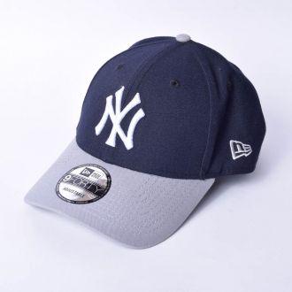 Boné New York Yankees New Era Azul e Cinza