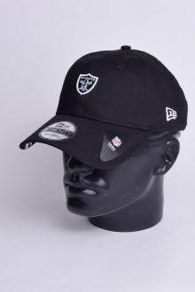 Boné NFL Okland Raiders Strapback Aba Curva New Era