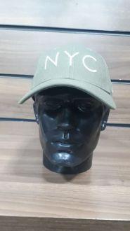 Boné NYC New Era Musgo