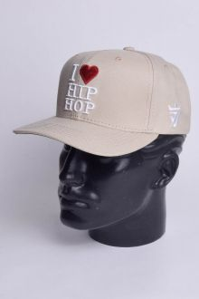 Boné Snapback I Love Hip Hop Seven